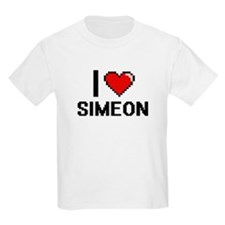 I Love Simeon T-Shirt