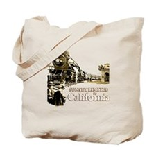 To California... Tote Bag