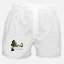 To California... Boxer Shorts