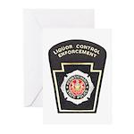 Pennsylvania Liquor Control Greeting Cards (Pk of