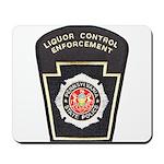 Pennsylvania Liquor Control Mousepad