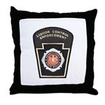 Pennsylvania Liquor Control Throw Pillow