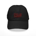 Mindless Conformity Black Cap
