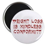 Mindless Conformity Magnet