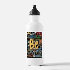 Be Positive, Nice, Bra Water Bottle