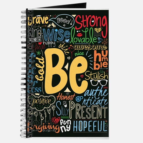 Be Positive, Nice, Brave and many more Ins Journal