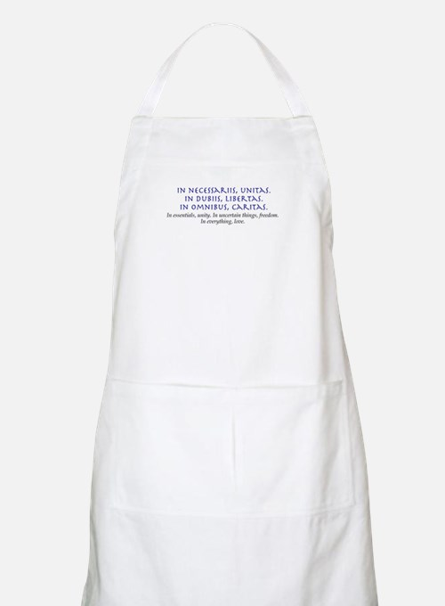In Everything, Love BBQ Apron