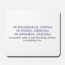 In Everything, Love Mousepad