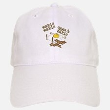 Bacon and Eggs Baseball Baseball Cap