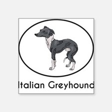 Italian Greyhound Sticker
