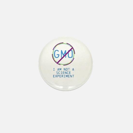 Not An Experiment Mini Button