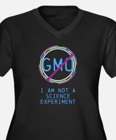 Not An Experiment Plus Size T-Shirt