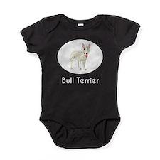 Bull Terrier Baby Bodysuit
