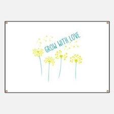 Grow With Love Banner
