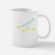 Grow With Love Mugs