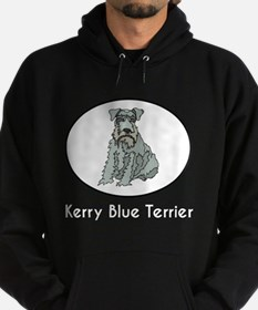Kerry Blue Terrier Hoody