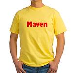 Maven Yellow T-Shirt