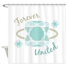 Forever United Shower Curtain