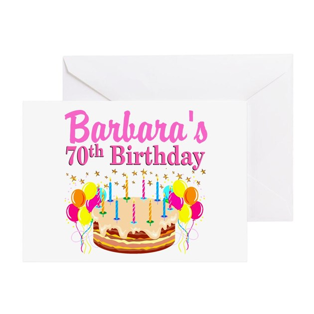 Celebrating 70th Birthday Quotes: CELEBRATE 70 Greeting Card By Jlporiginals