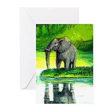 Elephant - Greeting Cards (Pk of 10)