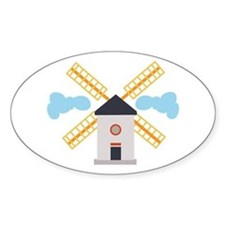 Windmill Decal