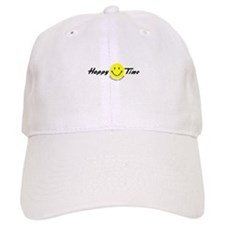 Happy Time Temp services! Baseball Cap