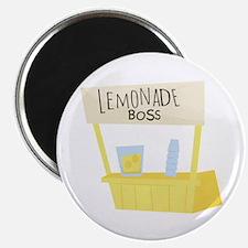 Lemonade Boss Magnets