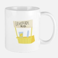 Lemonade Boss Mugs