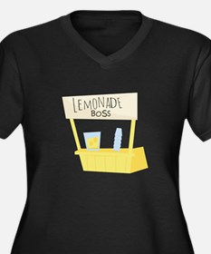 Lemonade Boss Plus Size T-Shirt