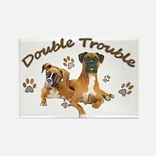 Boxer Double Trouble Magnets
