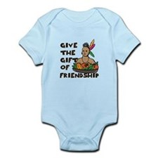 Gift Of Friendship Body Suit