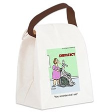 Do The Dishes Canvas Lunch Bag