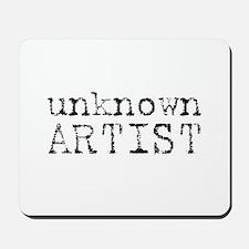 unknown artist Mousepad