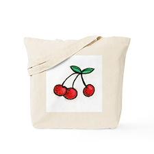 Cute Little Cherries Tote Bag