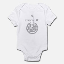 CRANK IT CYCLING Onesie