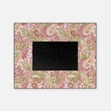Baby Pink Watercolor Paisley 2 Picture Frame