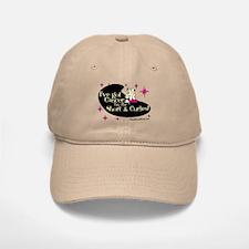 I've got Cancer by the Short & Curlies Baseball Baseball Cap