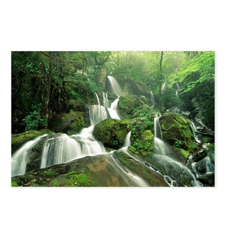 Laurel Falls, Tennessee Postcards (Package of 8)