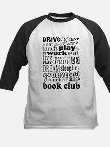 Book Club (Eat Sleep) Baseball Jersey