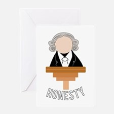 Honesty Greeting Cards