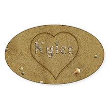 Kyler Beach Love Decal
