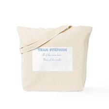 Team Stepmom Tote Bag