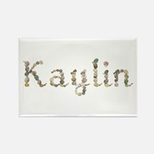 Kaylin Seashells Rectangle Magnet