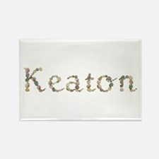Keaton Seashells Rectangle Magnet