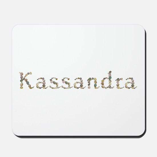 Kassandra Seashells Mousepad