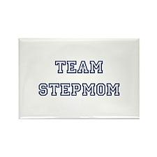 Team Stepmom Rectangle Magnet