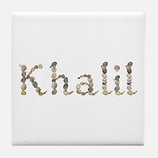Khalil Seashells Tile Coaster