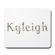 Kyleigh Seashells Mousepad