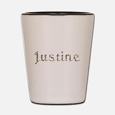 Justine Seashells Shot Glass