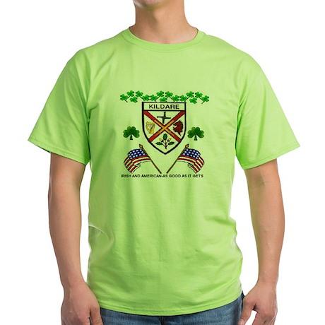 Kildare Green T-Shirt